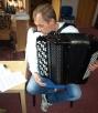 Nikolaj Petruk - akordeon